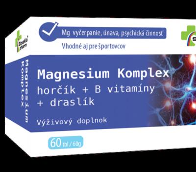 Magnesium Komplex |Výživové doplnky | Slovakiapharm